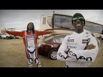 GoPro: James and Malcolm Stewart's 2013 Hangtown MX Course Preview