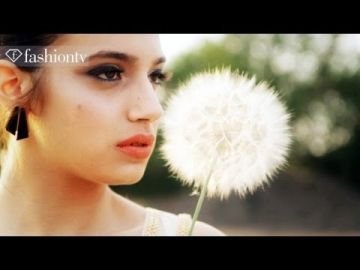 Nitan Buhadana Makeup 2013 Photo Shoot | FashionTV