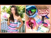 What's In My Travel Beauty Bag? ♥ Makeup MAYhem Day 12 2013